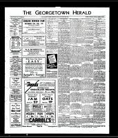 Georgetown Herald (Georgetown, ON), November 29, 1933