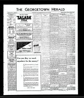 Georgetown Herald (Georgetown, ON), August 22, 1934
