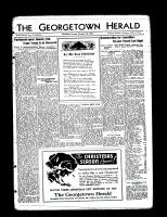 Georgetown Herald (Georgetown, ON)7 Dec 1938