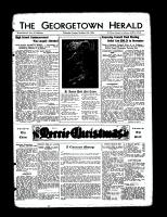 Georgetown Herald (Georgetown, ON)21 Dec 1938