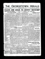 Georgetown Herald (Georgetown, ON), February 7, 1940
