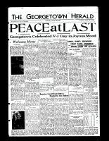 Georgetown Herald (Georgetown, ON), August 15, 1945