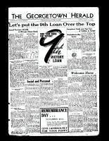 Georgetown Herald (Georgetown, ON), November 7, 1945