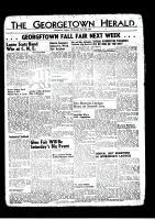 Georgetown Herald (Georgetown, ON)6 Sep 1950