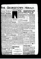 Georgetown Herald (Georgetown, ON)25 Oct 1950