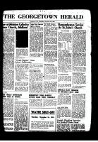 Georgetown Herald (Georgetown, ON), November 15, 1950