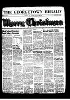 Georgetown Herald (Georgetown, ON)20 Dec 1950