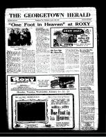 Georgetown Herald (Georgetown, ON)16 Jan 1952