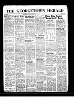 Georgetown Herald (Georgetown, ON)9 Apr 1952
