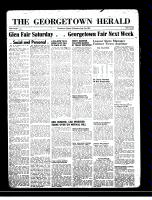Georgetown Herald (Georgetown, ON)3 Sep 1952