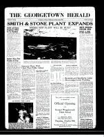 Georgetown Herald (Georgetown, ON)22 Oct 1952