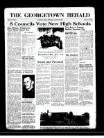 Georgetown Herald (Georgetown, ON)5 Nov 1952