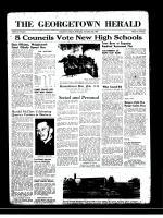 Georgetown Herald (Georgetown, ON), November 5, 1952