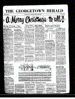 Georgetown Herald (Georgetown, ON), December 24, 1952