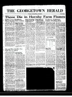 Georgetown Herald (Georgetown, ON)10 Feb 1954