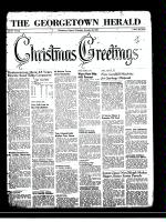 Georgetown Herald (Georgetown, ON)22 Dec 1954