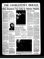 Georgetown Herald (Georgetown, ON)7 Dec 1955