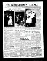 Georgetown Herald (Georgetown, ON), October 31, 1956