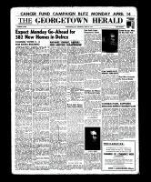 Georgetown Herald (Georgetown, ON)9 Apr 1958
