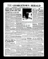 Georgetown Herald (Georgetown, ON)5 Nov 1958