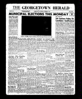 Georgetown Herald (Georgetown, ON)3 Dec 1958