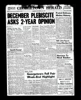 Georgetown Herald (Georgetown, ON)1 Oct 1959
