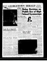 Georgetown Herald (Georgetown, ON)7 Jan 1960