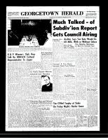 Georgetown Herald (Georgetown, ON)25 Feb 1960