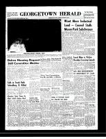 Georgetown Herald (Georgetown, ON)3 Mar 1960