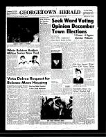 Georgetown Herald (Georgetown, ON)10 Mar 1960