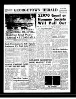 Georgetown Herald (Georgetown, ON)17 Mar 1960
