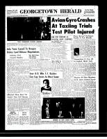 Georgetown Herald (Georgetown, ON)14 Apr 1960