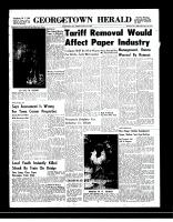 Georgetown Herald (Georgetown, ON)21 Jul 1960