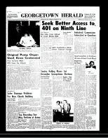 Georgetown Herald (Georgetown, ON)20 Oct 1960