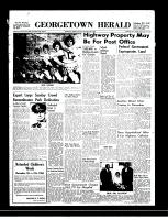 Georgetown Herald (Georgetown, ON)10 Nov 1960