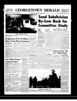 Georgetown Herald (Georgetown, ON)17 Nov 1960