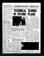 Georgetown Herald (Georgetown, ON)24 Nov 1960