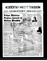 Georgetown Herald (Georgetown, ON)22 Dec 1960