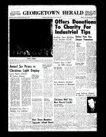 Georgetown Herald (Georgetown, ON), January 5, 1961