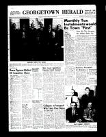Georgetown Herald (Georgetown, ON)12 Jan 1961