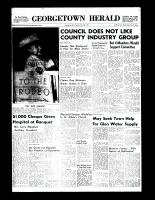 Georgetown Herald (Georgetown, ON)18 May 1961