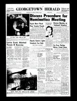 Georgetown Herald (Georgetown, ON)16 Nov 1961