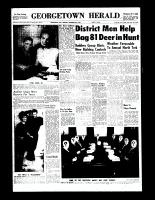 Georgetown Herald (Georgetown, ON)23 Nov 1961