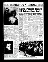 Georgetown Herald (Georgetown, ON)14 Dec 1961