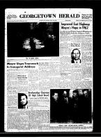 Georgetown Herald (Georgetown, ON)11 Jan 1962