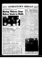 Georgetown Herald (Georgetown, ON)18 Jan 1962