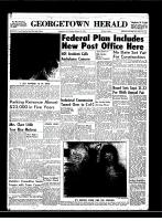 Georgetown Herald (Georgetown, ON)1 Feb 1962