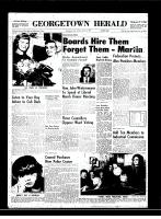 Georgetown Herald (Georgetown, ON)1 Mar 1962