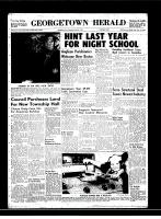 Georgetown Herald (Georgetown, ON)8 Mar 1962