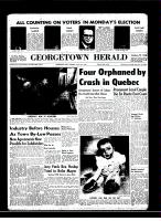 Georgetown Herald (Georgetown, ON)14 Jun 1962